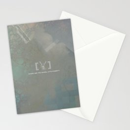 Lethal Stationery Cards