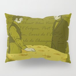 Any cheese at all? Pillow Sham