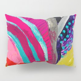 From my painting pallets Pillow Sham