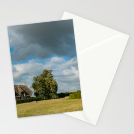 Moulin De Pierre Panorama Stationery Cards