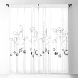 Solar System II Blackout Curtain
