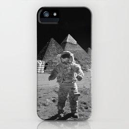 Conspiracies iPhone Case