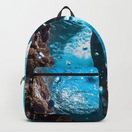 Diving in Spain Backpack