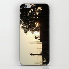 Construction India iPhone Skin