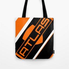 Atlas Tote Bag