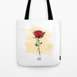 Rose body Tote Bag