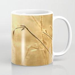 Foggy Morning With Golden Tones Coffee Mug