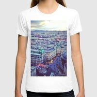 vienna T-shirts featuring Vienna by SandraHuezo
