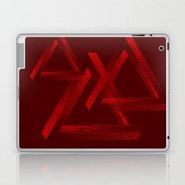 Fantastic triangle Laptop & iPad Skin