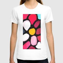 Floral Bright, Home Decor, Living Room Wall Art T-shirt