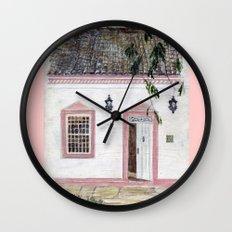 House in Pirenópolis Wall Clock