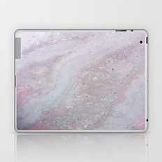Elegant Pink Polished Marble Laptop & iPad Skin