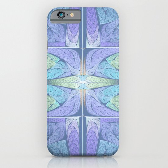 Faded Fractal iPhone & iPod Case