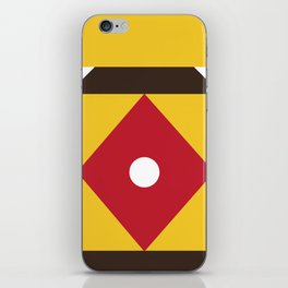 Abstract Vegemite iPhone Skin