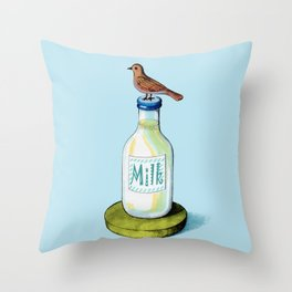 Is Mine! Throw Pillow