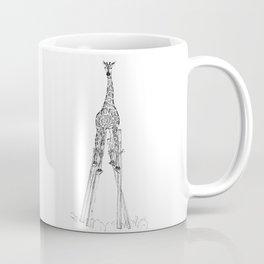 Giraffe stilts Coffee Mug