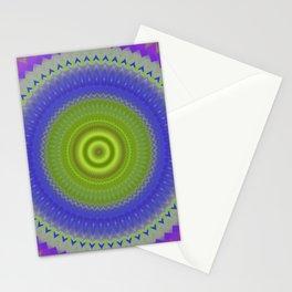 Mandala Peafowl 1.2 Stationery Cards