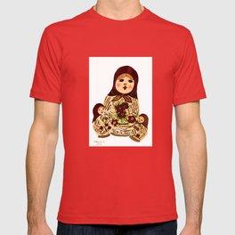 Russian dolls 2 / warmer colors  T-shirt