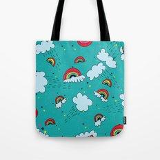 Rainbows #2 Tote Bag