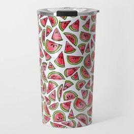 Watermelons Travel Mug