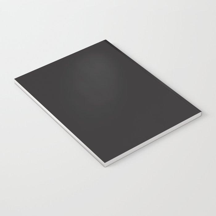 Fearless Female Black Notebook