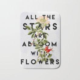 All the Stars Bath Mat