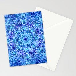 Mehndi Ethnic Style G454 Stationery Cards
