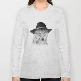 WOODY HUTSON Long Sleeve T-shirt