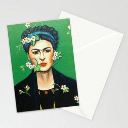 Alheli (Frida Kahlo) Stationery Cards