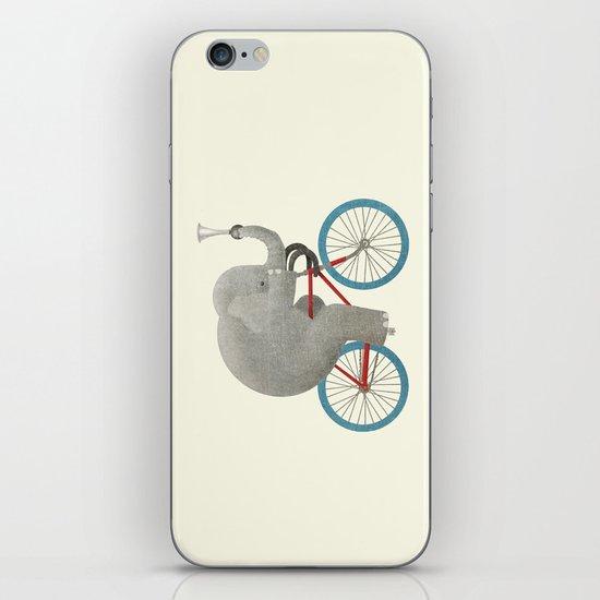 Ride (colour option) iPhone & iPod Skin