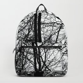 Tree Silhouette Series 3 Backpack