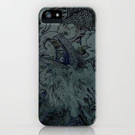 Mix Night iPhone Case