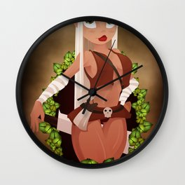 Bokoblin rule 63 Wall Clock