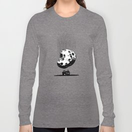 Trouble At Home Long Sleeve T-shirt