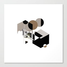 dreamer no.3 Canvas Print