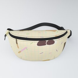 Sweets Galore Fanny Pack