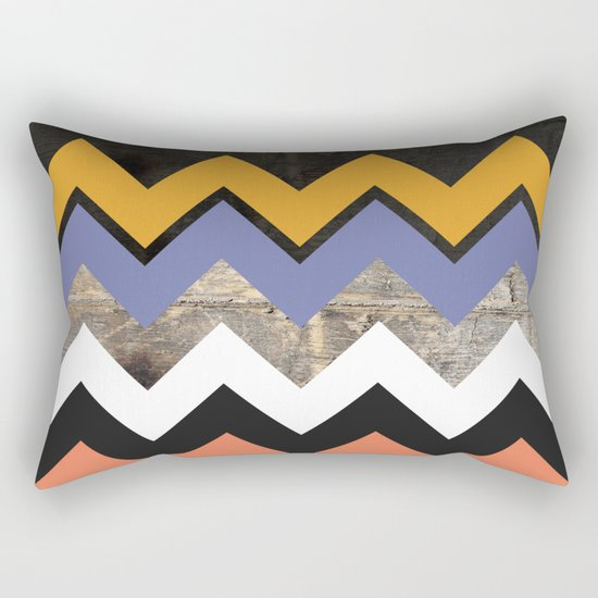 WoodPath Rectangular Pillow