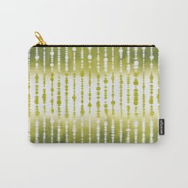 Dyed Stripes <antique gold> Carry-All Pouch