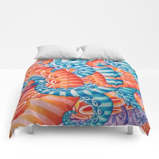 Tentaculon 1  Comforters
