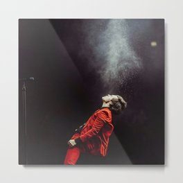 Harry on stage #1 Metal Print
