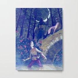 The Moon of Gomrath Metal Print
