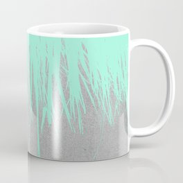 Fringe Concrete Mint Coffee Mug