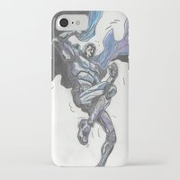 hero iPhone & iPod Cases featuring Hero? by Steven Goddard