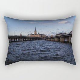 Stockholm by the Baltic Rectangular Pillow