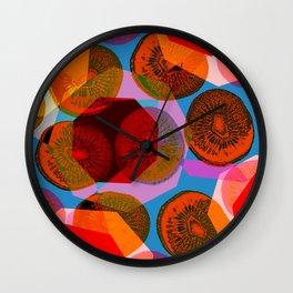 FIGURAL EXOTIC N2 Wall Clock