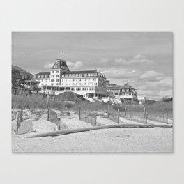Ocean House Canvas Print