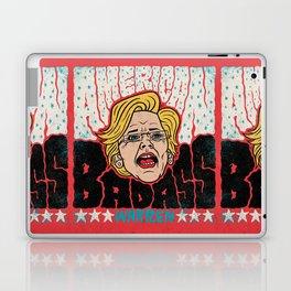 American Badass Laptop & iPad Skin