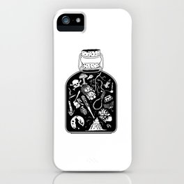 Bottled Emotion iPhone Case