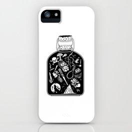 Bottled Emotion iPhone Case