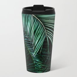 Palm Leaves 9 Metal Travel Mug